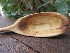 Birch spoon - SOLD