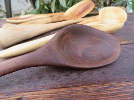Walnut spoon - SOLD