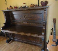 """""""To Save A Piano""""...piano desk"""